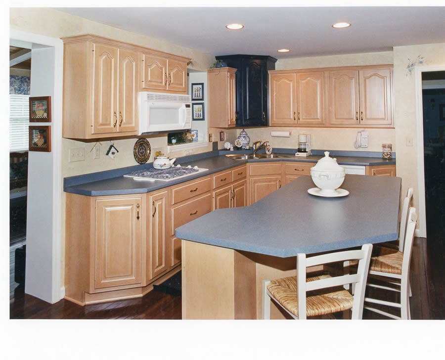 Local Kitchen Cabinetry
